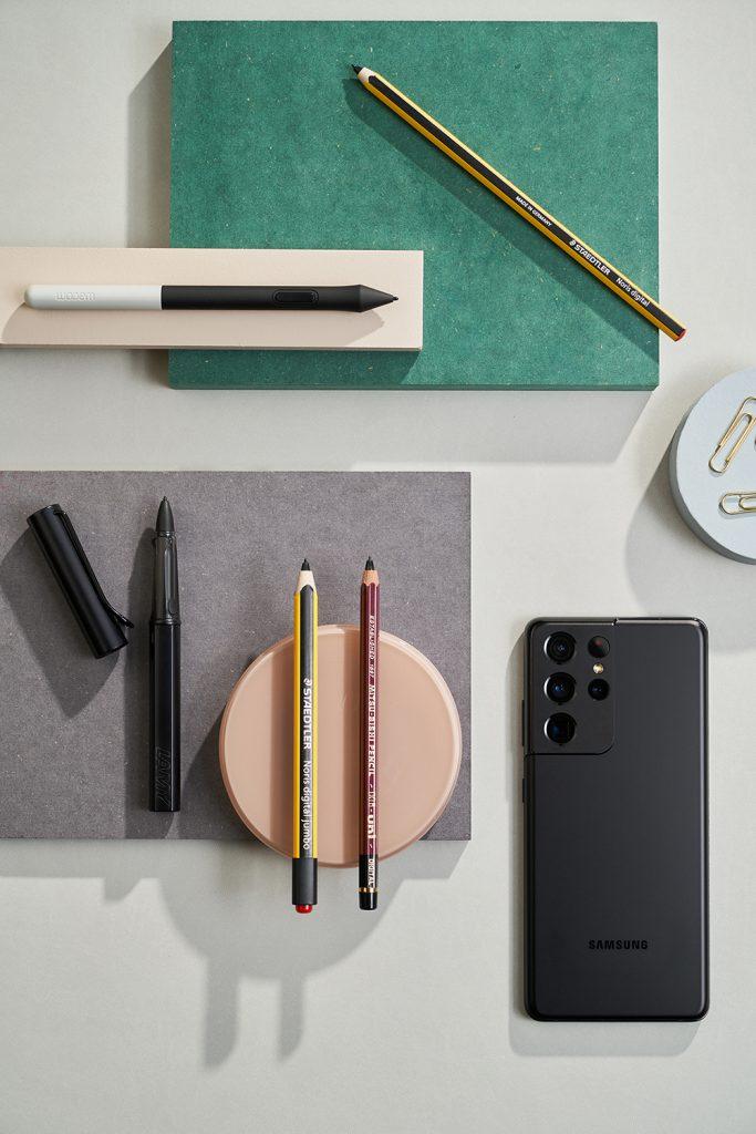 Galaxy S21 Ultra + S Pen